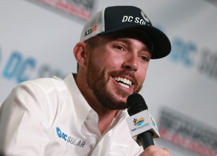 Ross Chastain Earns Full-Time Xfinity Ride with Chip Ganassi